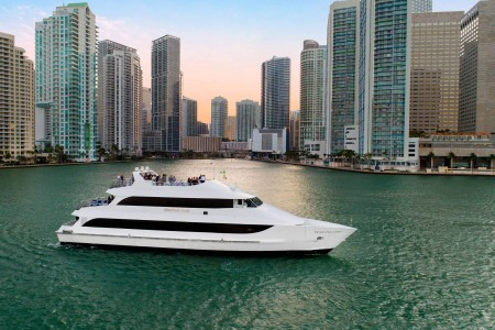 Luxury Yacht for Special Events
